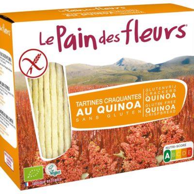 Pain des fleurs Quinoa