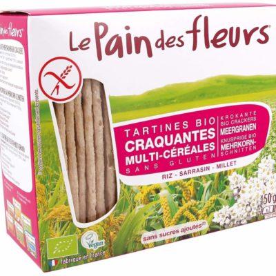 Pain des fleurs multi-céréales