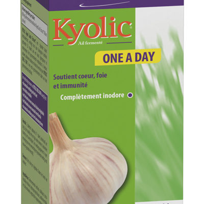 Kyolic one day