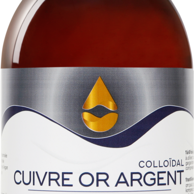 Cuivre or argent