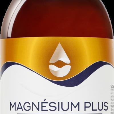 Magnésium +