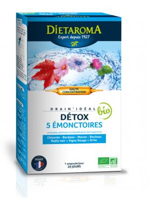 Detox et drainage