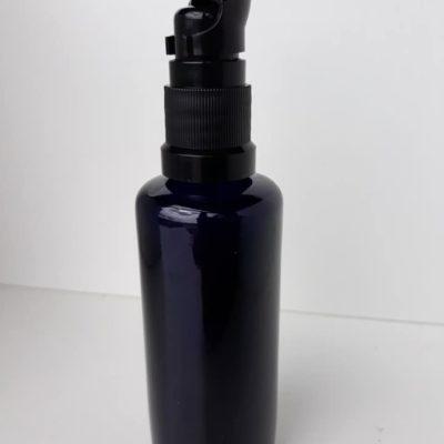 Flacon verre 50ml spray HV