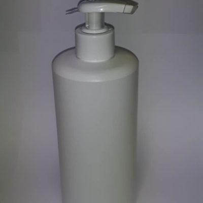 Flacon plastique 500ml pompe