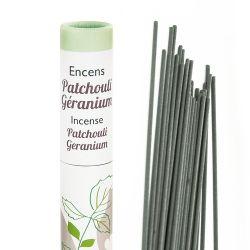 Patchouli – Géranium