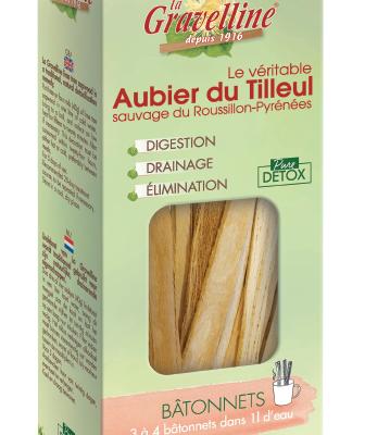 AUBIER DE TILLEUL sauvage du Roussillon