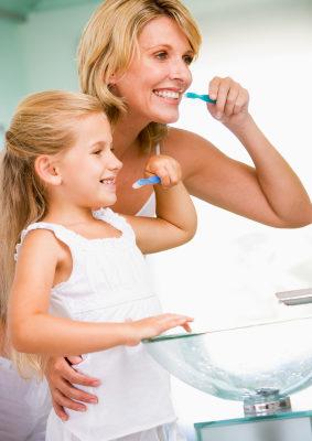 Déodorant et dentifrice